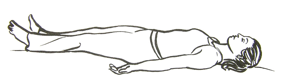 Savasana – Corse Pose | Complete guide, benefits of Savasana and ...